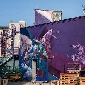 Mural Update Nawer & Sepe Krakow