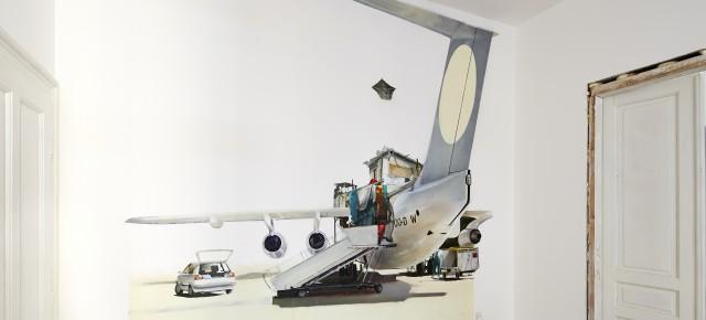 "Mural Update ""Boom Apartments"" Nawer, Sainer, Moneyless, Velvet and Zoer"