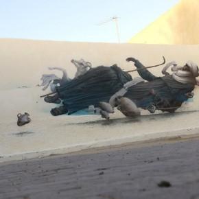 Mural Update Bom.K in Djerbah