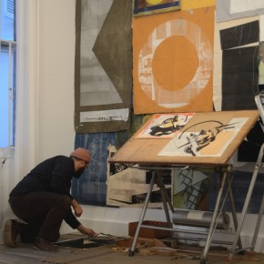 "*Update Full Recap Augustine Kofie ""Taking Shape"" at Openspace Paris"