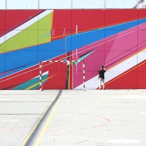 Wall Update Kenor in Barcelona