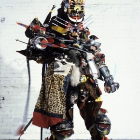 Video Unreleased Recorded Interview Rammellzee on Mo'Wax