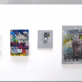 Recap Graffuturism 5 Year Anniversary Exhibition at 886 Geary Gallery