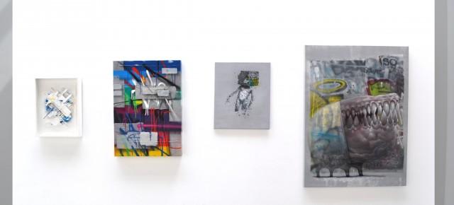 Recap Graffuturism 5 Year Anniversary Exhibition at 886 Geary Gallery