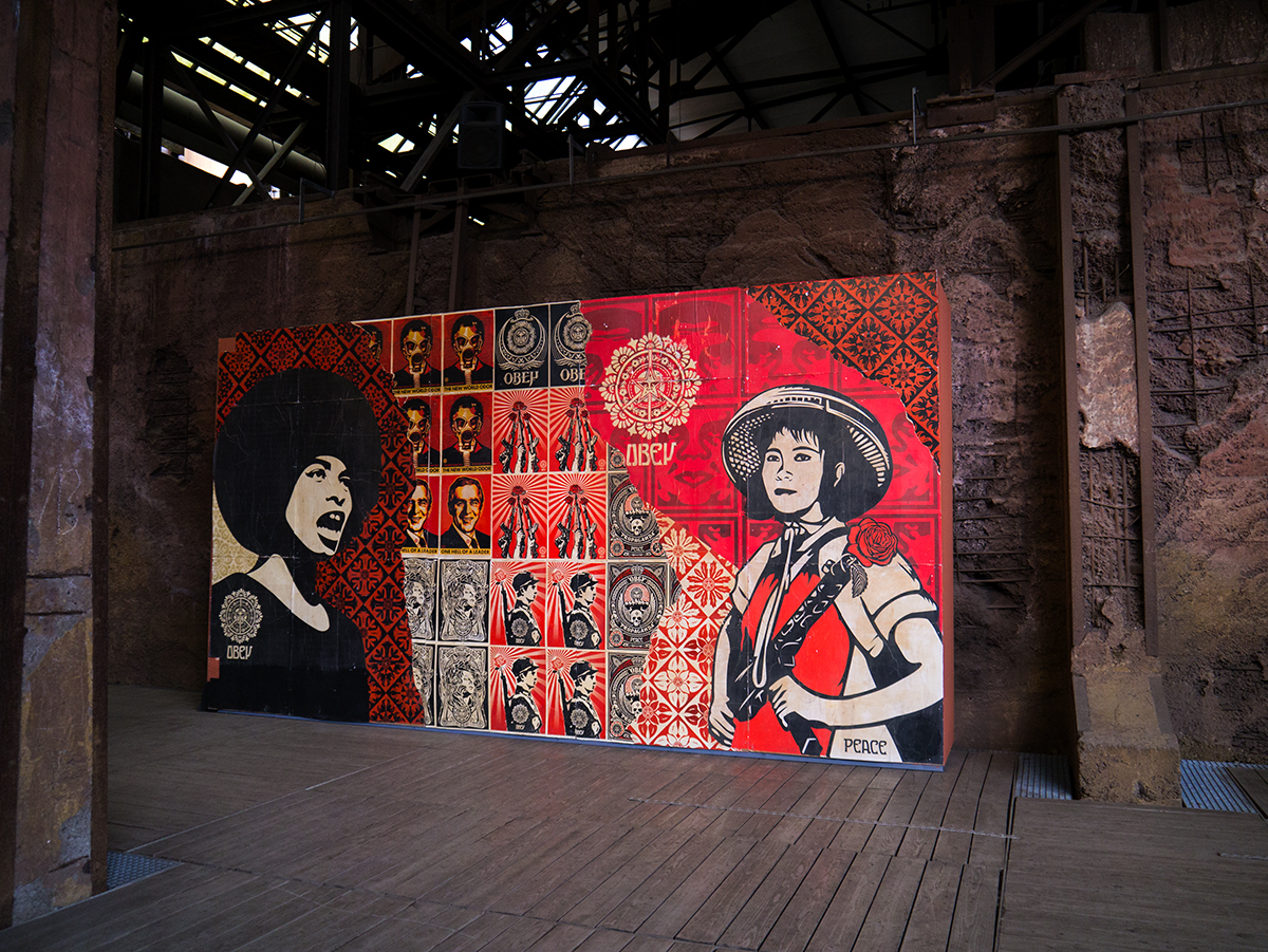 Recap Urban Art Biennale 2015 | Graffuturism