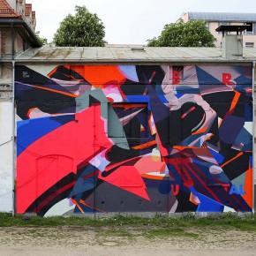 """Mural Update SatOne """"Brutal"""""""