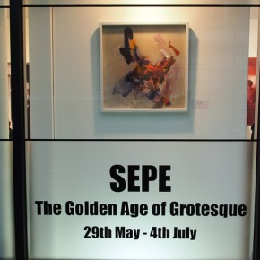 "Recap Sepe ""The Golden Age Of Grotesque"""