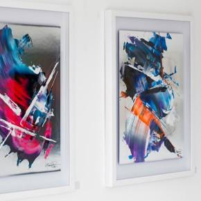 "Photo Recap Alex Kuznetsov ""Visual Attractions"" Speerstra Gallery"