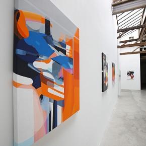 """Photo Recap SatOne """"In Memoriam"""" Solo Exhibition at 886 Geary Gallery"""