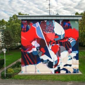 """SatOne Mural Update """"Insomnia"""""""