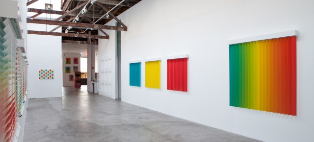 "Christopher Derek Bruno ""HERE AND THERE AND NOW AND THEN"" at 886 Geary Gallery"