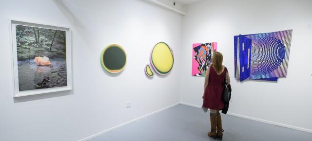 """#AmajorMinority """"A Major Minority"""" Group Exhibition Recap at Mirus Gallery San Francisco"""